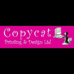 Copycat Printing & Design Ltd logo