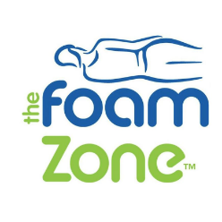 Foam Zone The  logo