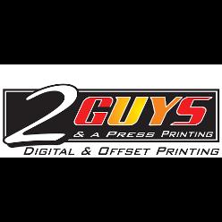 2 Guys & A Press logo