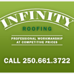Infinity Roofing logo
