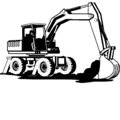 Motherwell Bulldozing & Excavating logo