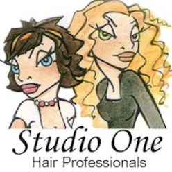 Studio One Hair Professionals logo