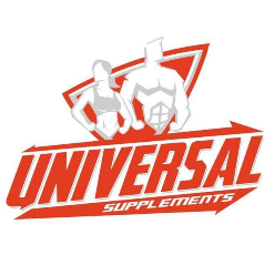Universal Supplements logo