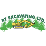 RT Excavating Ltd logo