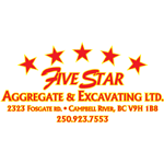 Five Star Aggregate & Excavating Ltd logo