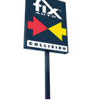 Fix Auto Collision & Glass logo