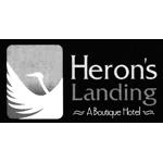 Heron's Landing - A Boutique Hotel logo