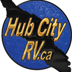 Hub City RV logo