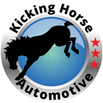 Kicking Horse Automotive Services logo