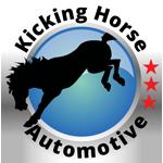 Kicking Horse Automotive Services logo