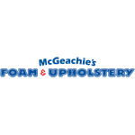 McGeachie's Foam & Upholstery logo