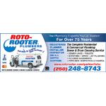 Roto Rooter Plumbers  logo