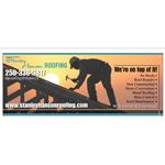 Stanley Hanson Roofing logo
