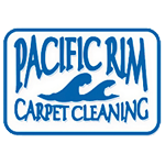 Pacific Rim Carpet Cleaning logo