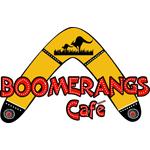 Boomerangs CafÉ logo