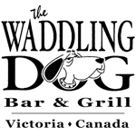 The Waddling Dog Bar & Grill logo
