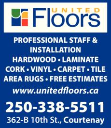 Print Ad of United Floors