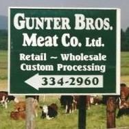 Photo uploaded by Gunter Bros Meat Co Ltd