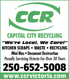Print Ad of Capital City Recycling