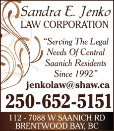 Print Ad of Jenko Law