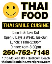 Print Ad of Thai Smile Cuisine