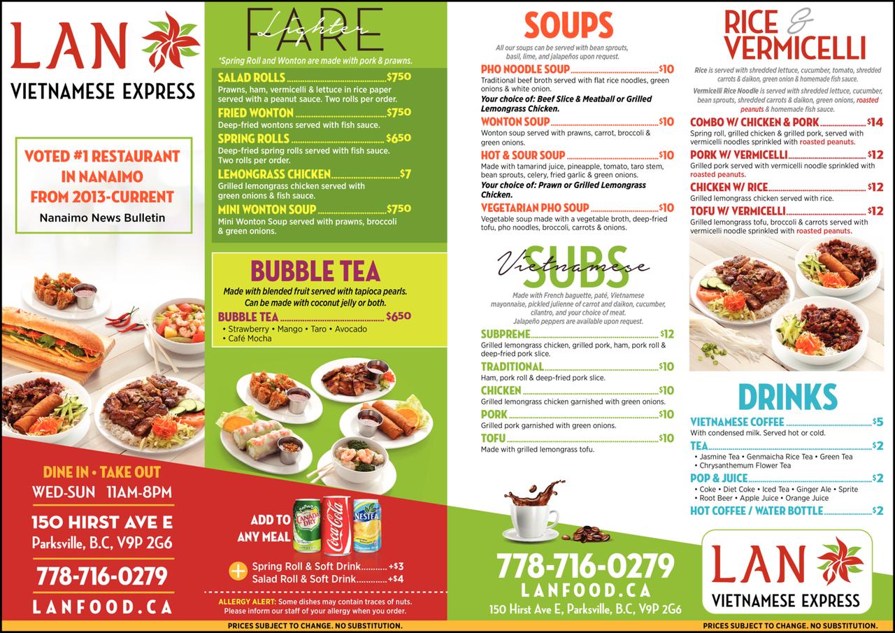 Print Ad of Lan Vietnamese Express