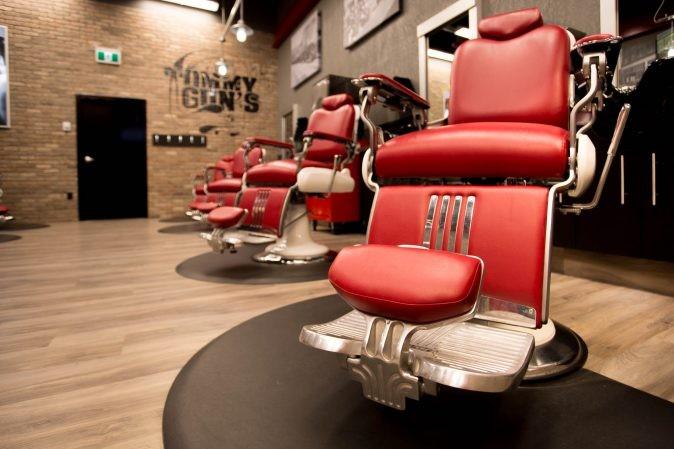 Photo uploaded by Tommy Gun's Original Barber Shop