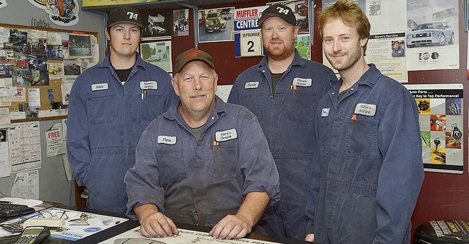 Photo uploaded by Steve's Service