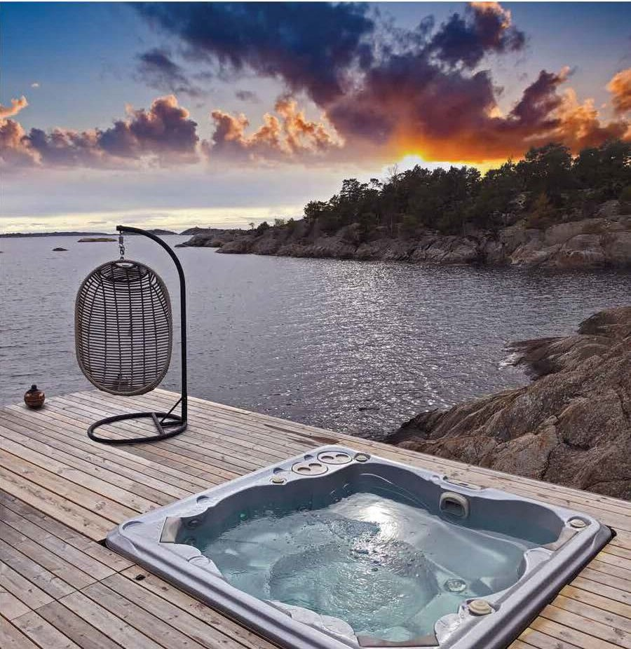 Photo uploaded by Skyview Hot Tubs & Swim Spas