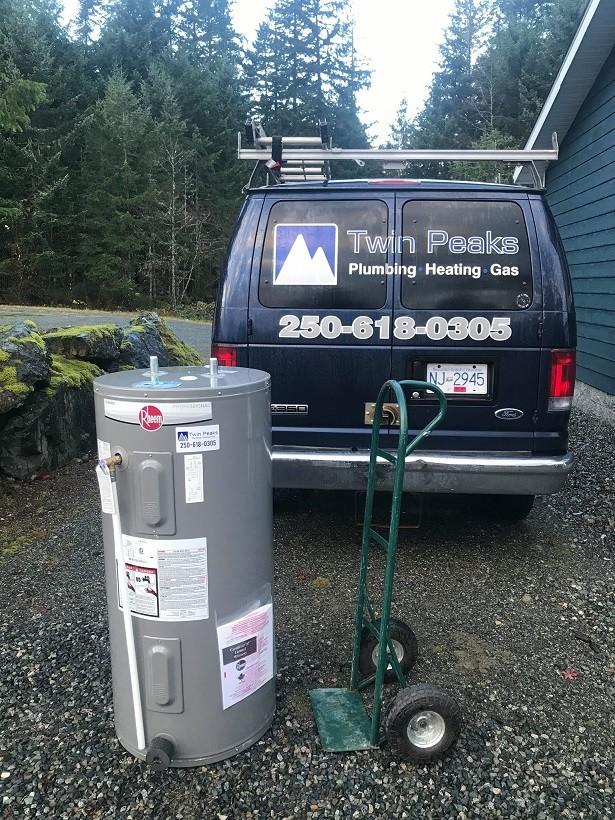 Photo uploaded by Twin Peaks Plumbing Ltd