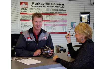 Photo uploaded by Parksville Service Petro Canada