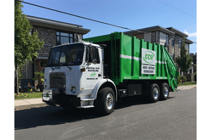 Photo uploaded by Capital City Recycling