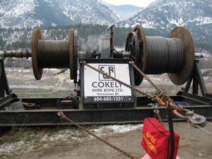 Photo uploaded by Cokely Wire Rope Ltd