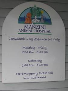 Photo uploaded by Manzini Animal Hospital