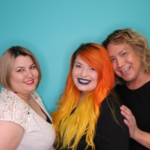 Photo uploaded by Mossy Maple Hair Studio