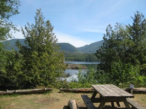 Photo uploaded by Ucluelet Campground