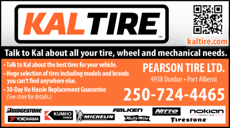 Print Ad of Kal Tire