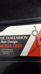 Photo uploaded by True Dimensions Salon Efxz