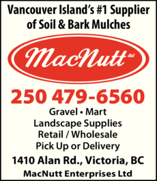 Print Ad of Macnutt Enterprises Ltd