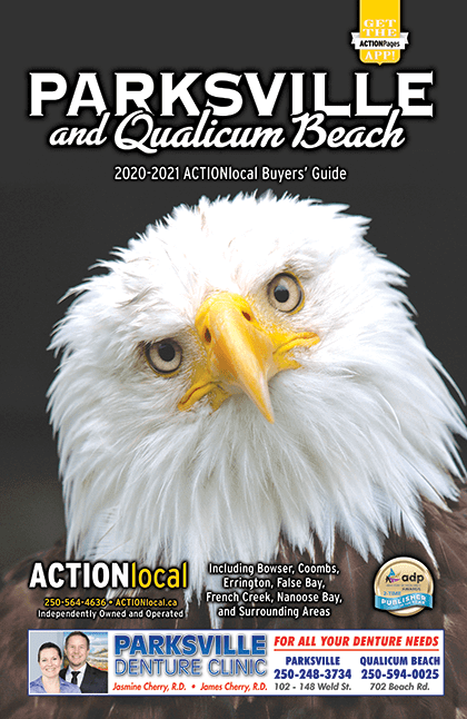 Parksville Print Directory Cover